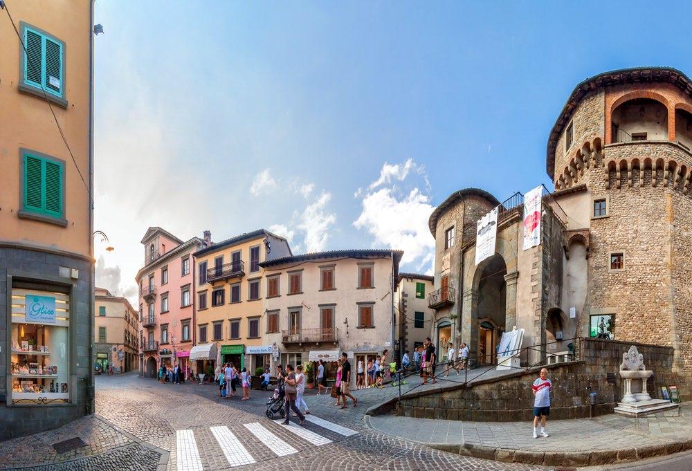 Centro storico e Rocca ariostesca di Castelnuovo di Garfagnana