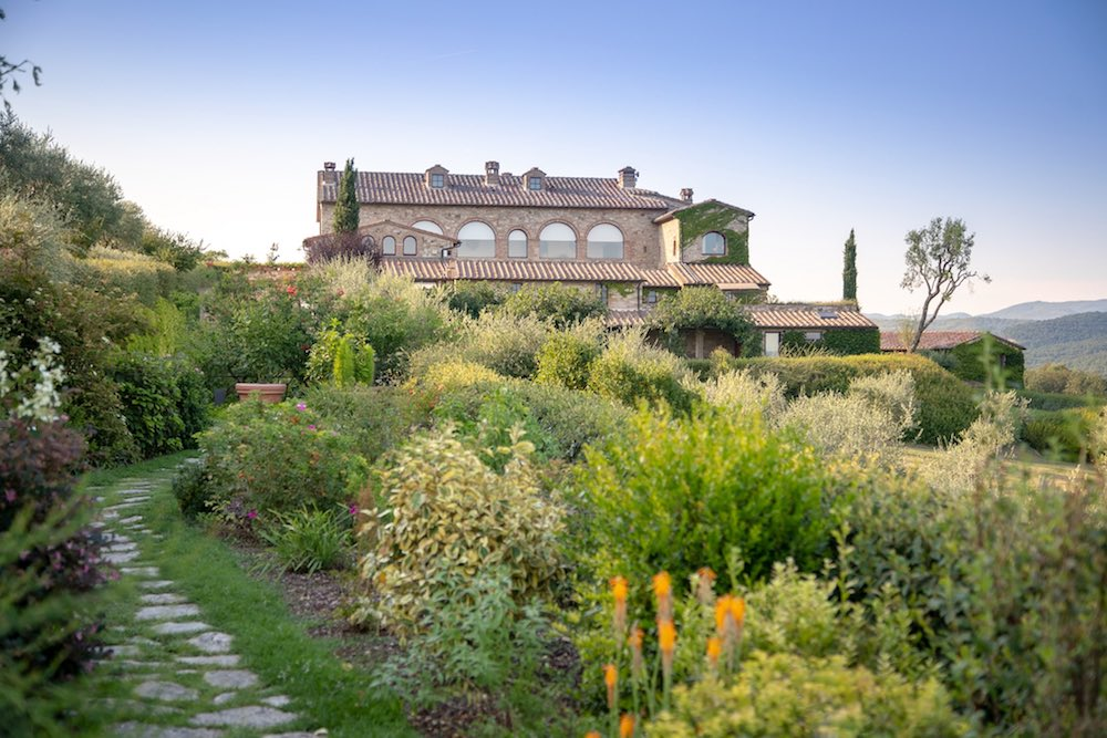 Hotel Le Fontanelle, charme resort in Toscana a Siena