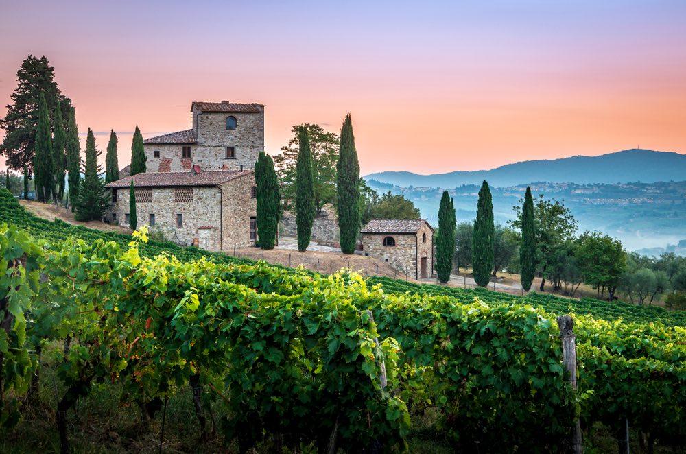 Casa colonica a Castellina in Chianti