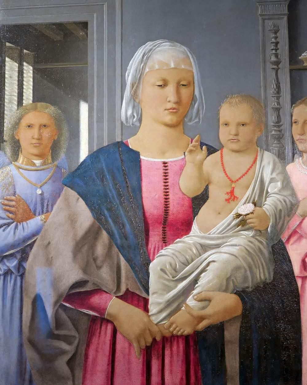 Madonna di Senigallia di Piero della Francesca