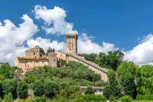 La Rocca di Vicopisano, uno dei più bei borghi toscani fortificati di Toscana