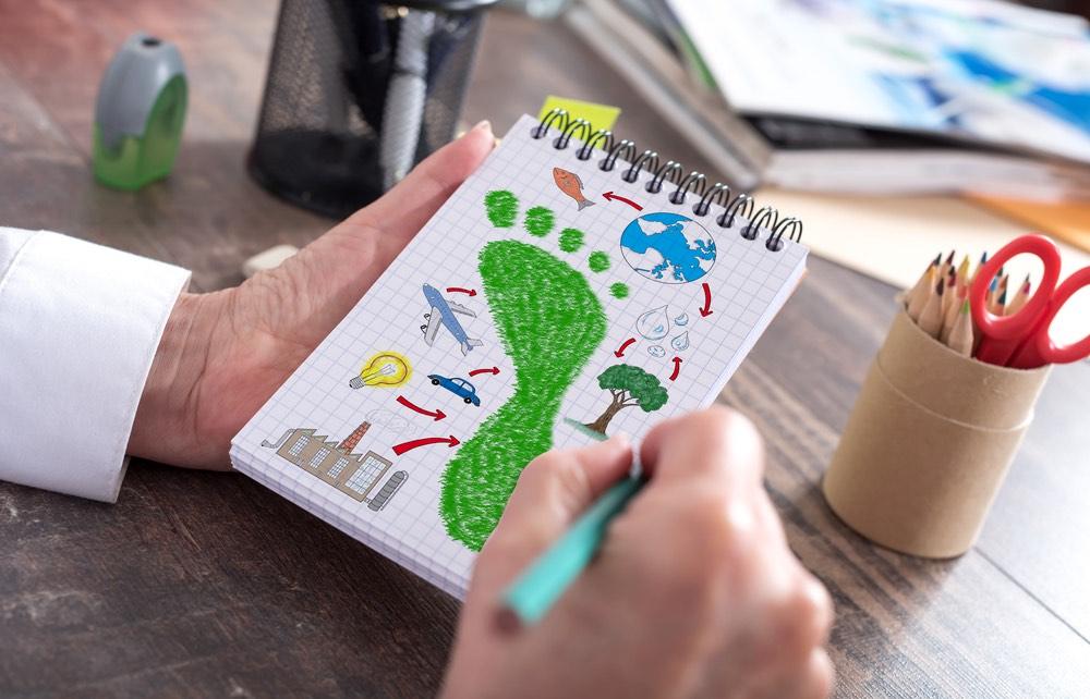 Disegno di Ecological Footprint