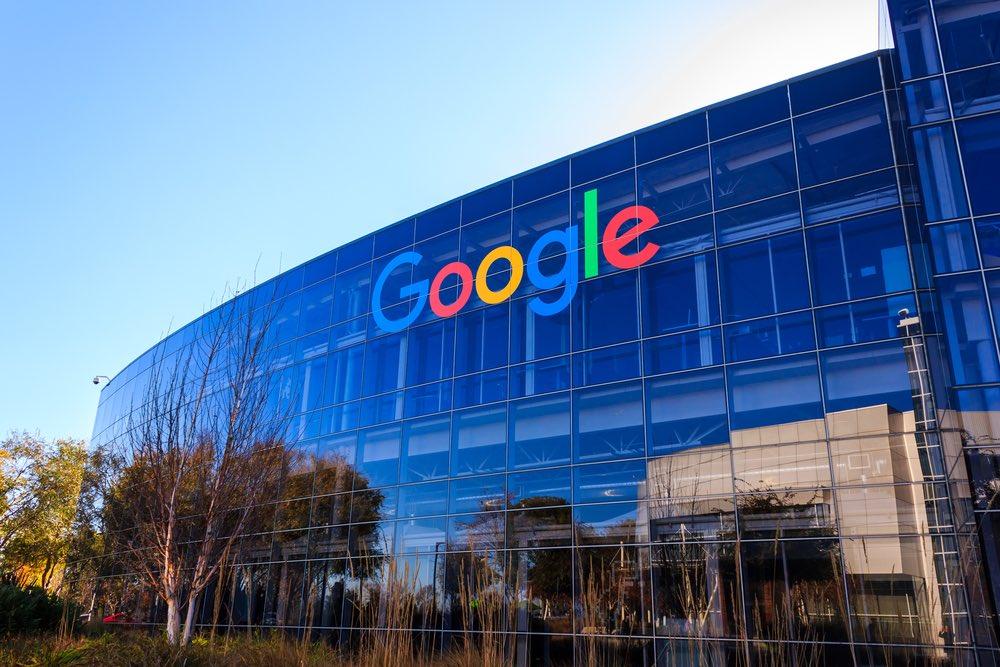 La sede di Google a Mountain View in California