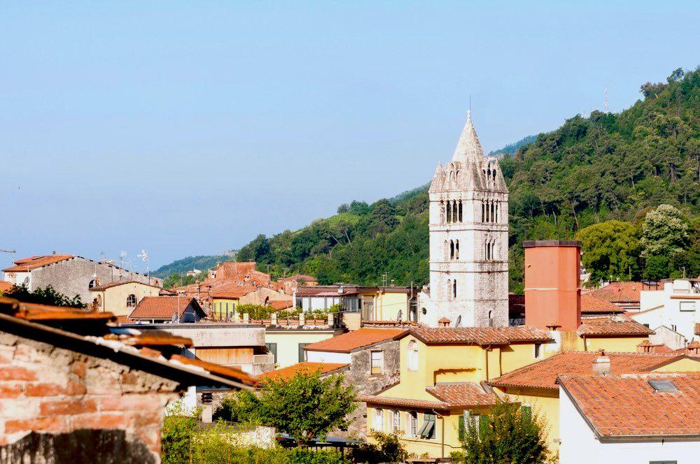 Campanile della Cattedrale di Sant'Andrea a Carrara