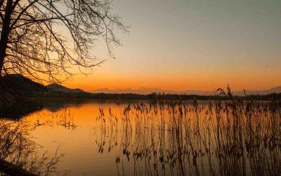 Il borgo di Porcari sorge sulle sponde del Lago di Bientina nel Parco archeologico delle 100 fattorie romane