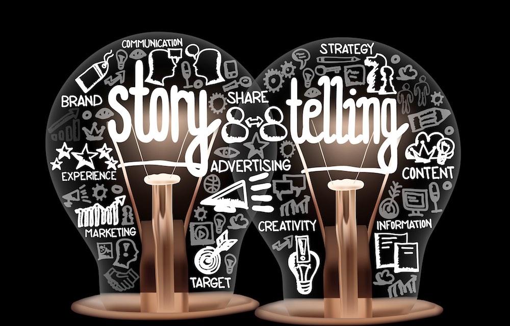 Immagine rappresentante il concetto di storytelling