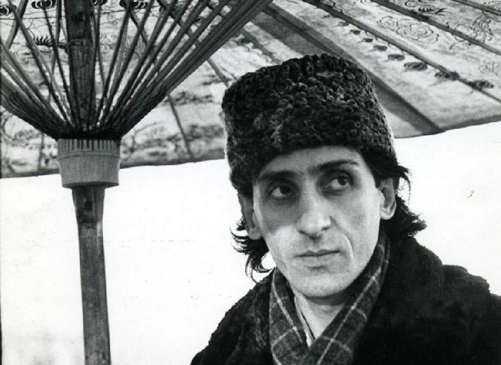 Foto di Franco Battiato negli Anni 80