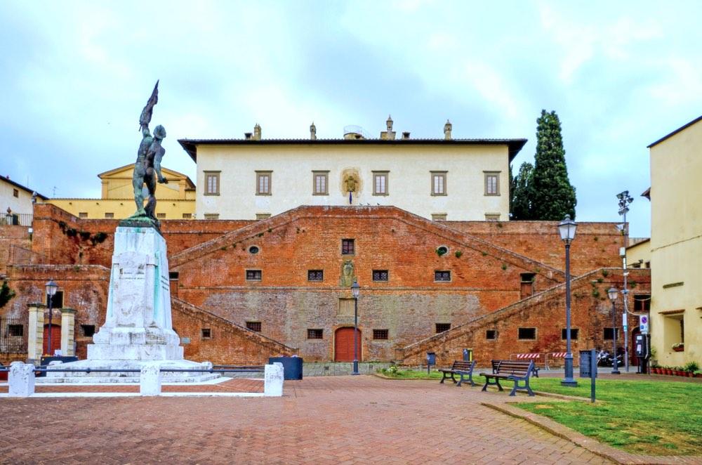 Villa Medicea di Cerreto Guidi in provincia di Firenze