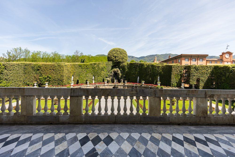 Villa Reale di Marlia nei dintorni di Lucca