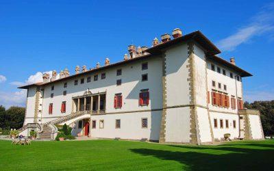 Villa la Ferdinanda ad Artimino è una delle più conosciute ville medicee vicino a Firenze