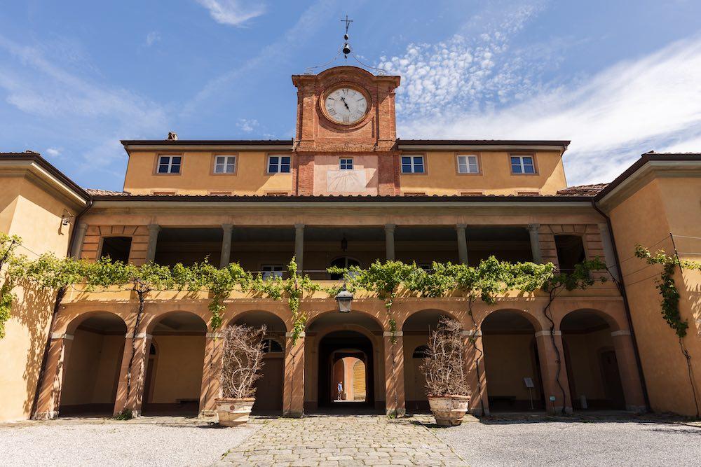 Il Teatri di Verzura nella Villa Reale di Marlia nei dintorni di Lucca