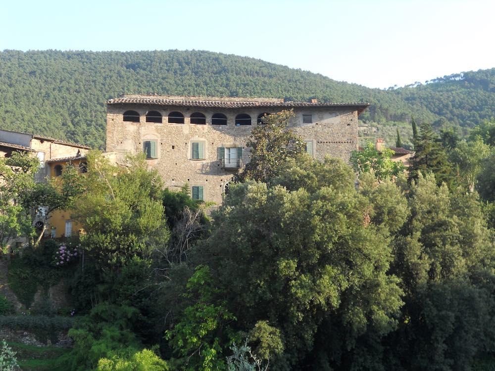 Villa medicea di Buti, nell'omonimo comune in provincia di Pisa, facente parte dell'Associazione Dimore Storiche Italiane