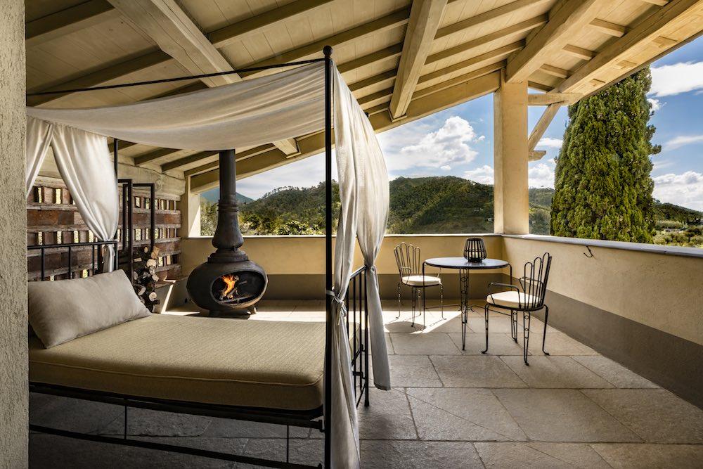 La Locanda al Colle è un hotel di charme in Toscana a Camaiore