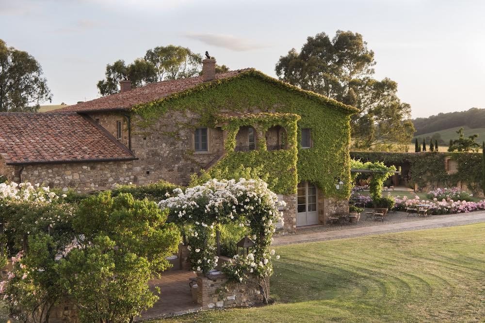 Relais Sant'Elena è un hotel di charme in Toscana a Bibbona