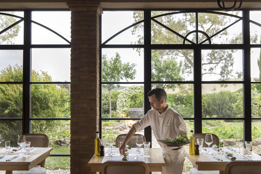 Il Relais Sant'Elena è un hotel di charme in Toscana a Bibbona