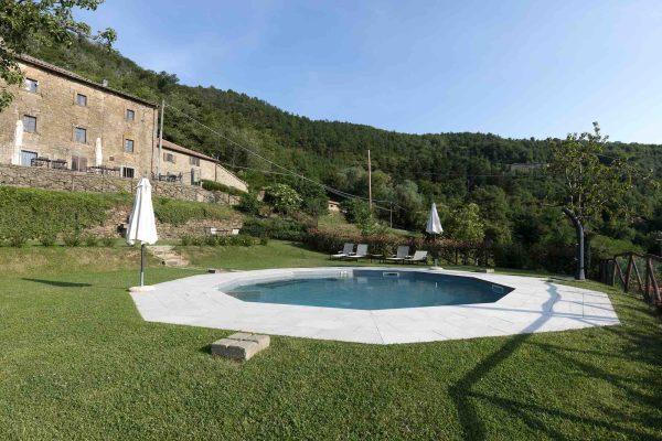 Tenuta La Scure, agriturismo a Cortona per vacanze in montagna