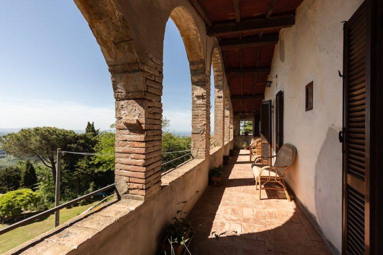 Bellissima villa in vendita a Riparbella