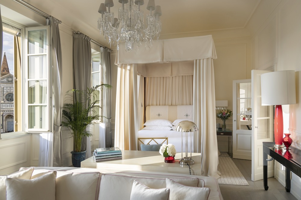 The Place è un hotel di charme in Toscana a Firenze con vista su Santa Maria Novella