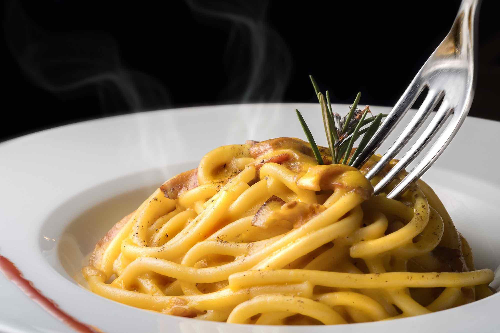 Carbonara alla Bisteccheria Santa Croce, ristorante a Firenze