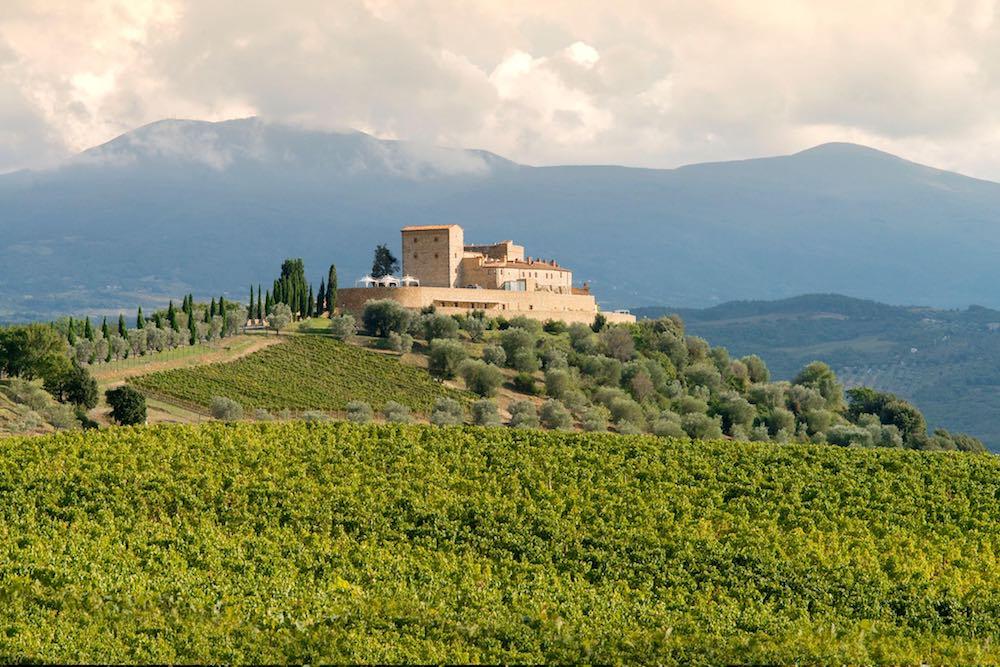 Il Castello di Velona è un bellissimo Thermal Spa a Montalcino