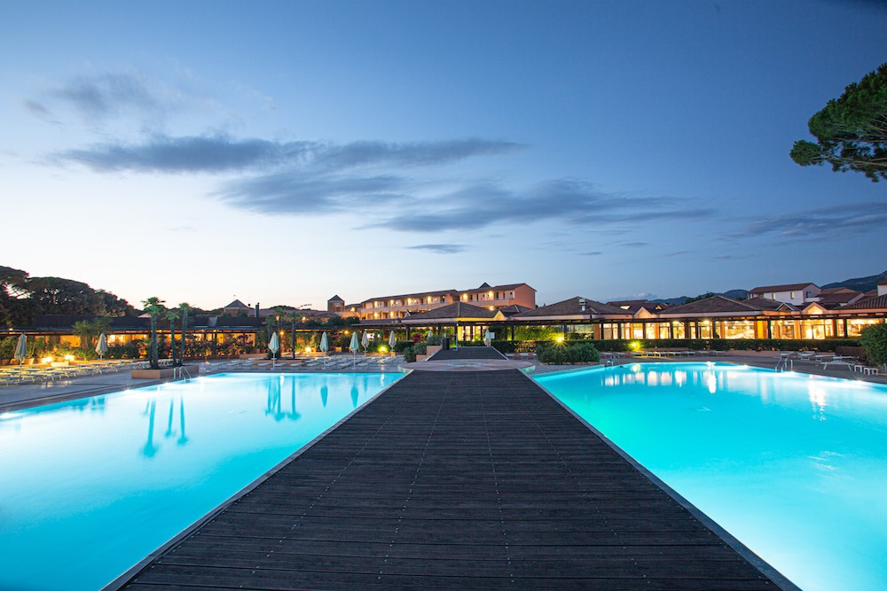 Garden Toscana Resort, villaggio vacanza sul mare in Toscana