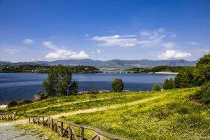 IL'azzurro Lago di Bilancino in Mugello