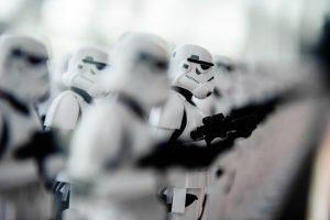 L'esercito di cloni di Guerre Stellari per 7 lezioni di marketing